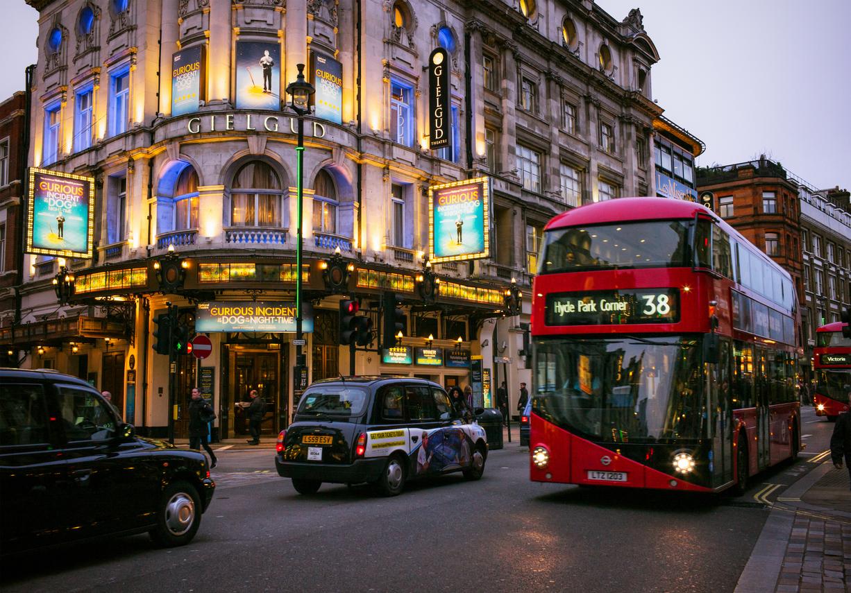 Gielgud Theatre, London