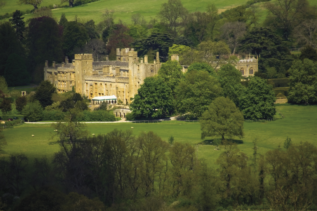 Sudeley castle, Winchcombe The Cotswolds