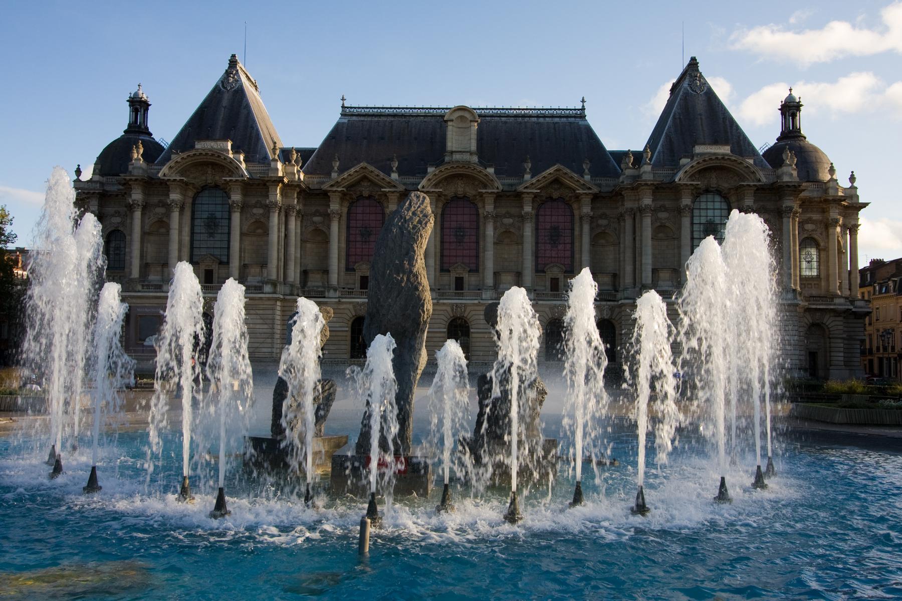 Palais des Beaux Arts in Lille