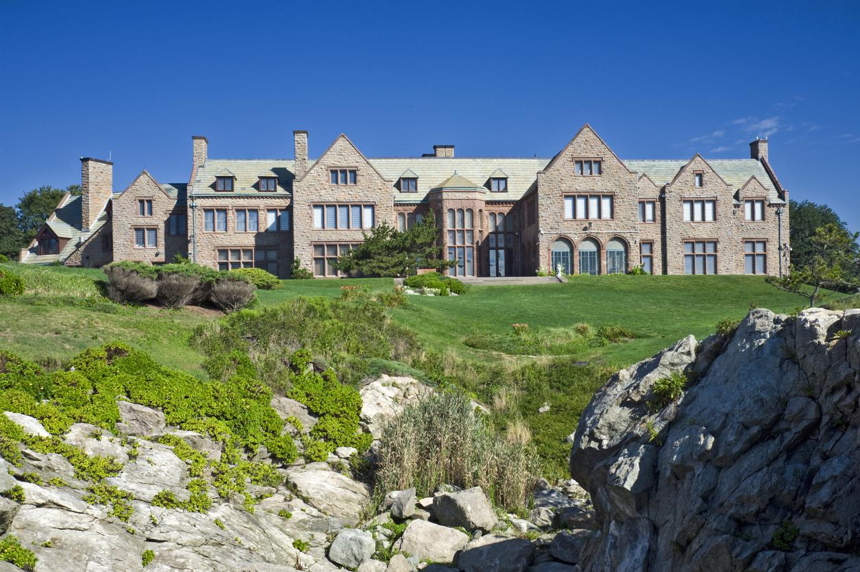 Cliff Walk Mansion in Newport