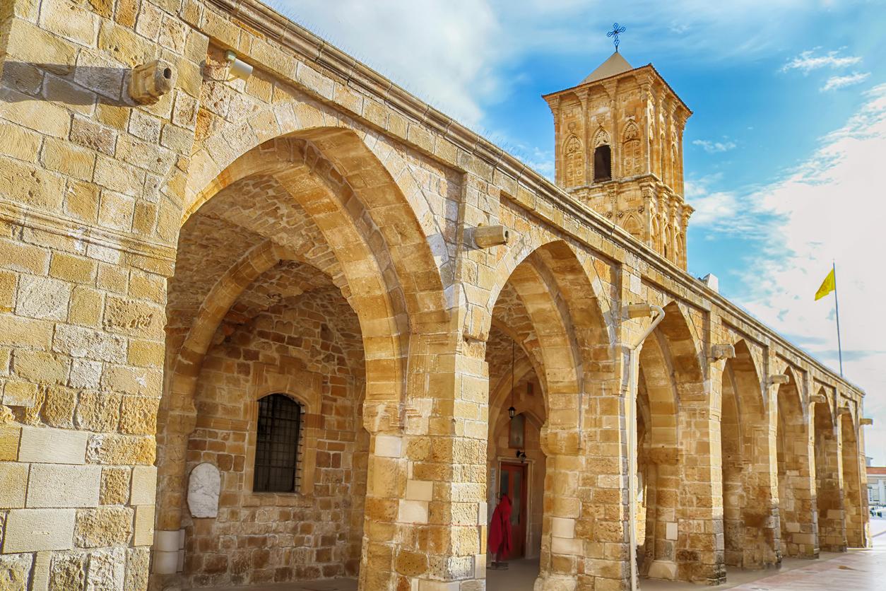 Historical Larnaca