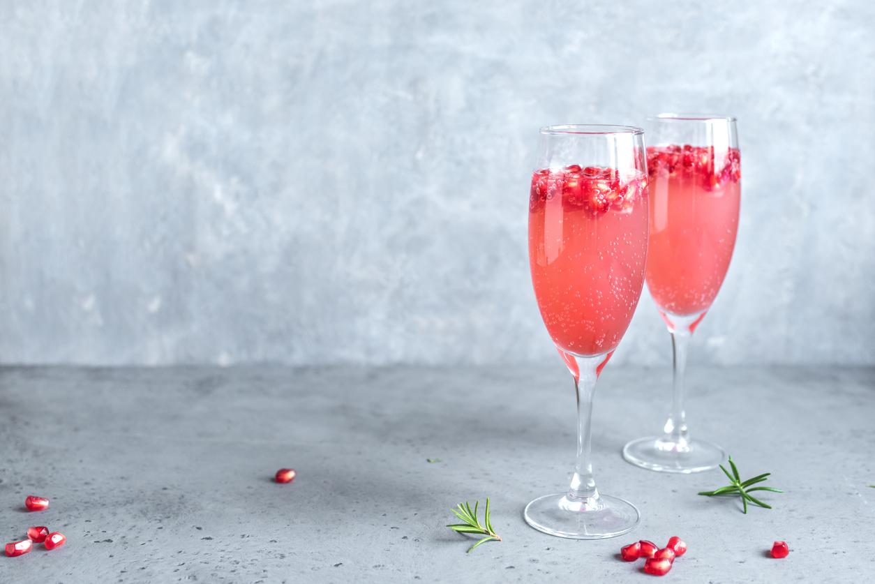Pomegranate Royale
