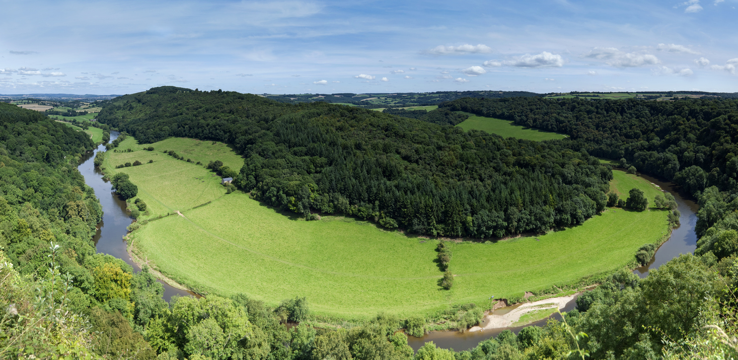 View of the Wye Valley from Symonds Yat