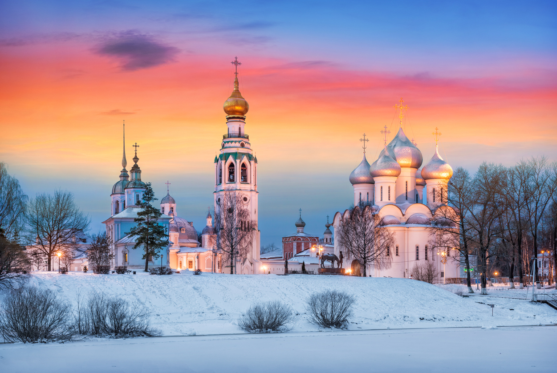 Temples of the Vologda Kremlin