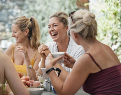 Why women need their friends