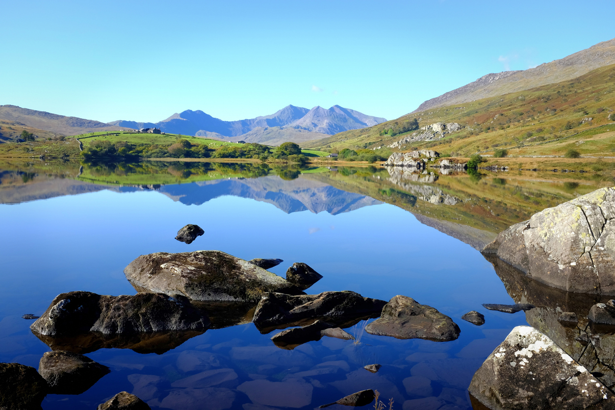 Reflections of Snowdonia