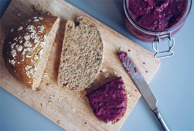 nutrient rich bread