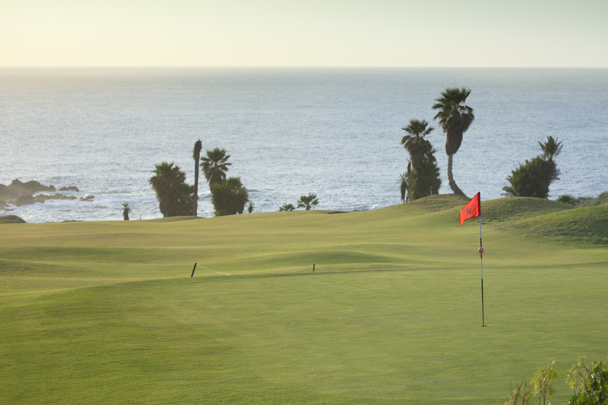 Gran Canaria, golfcourse