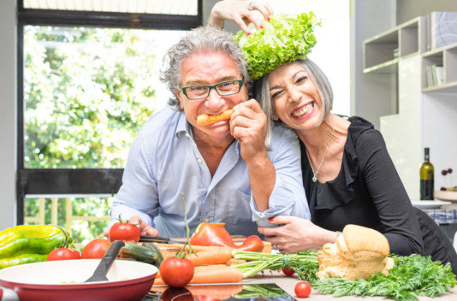 Food and your fifties