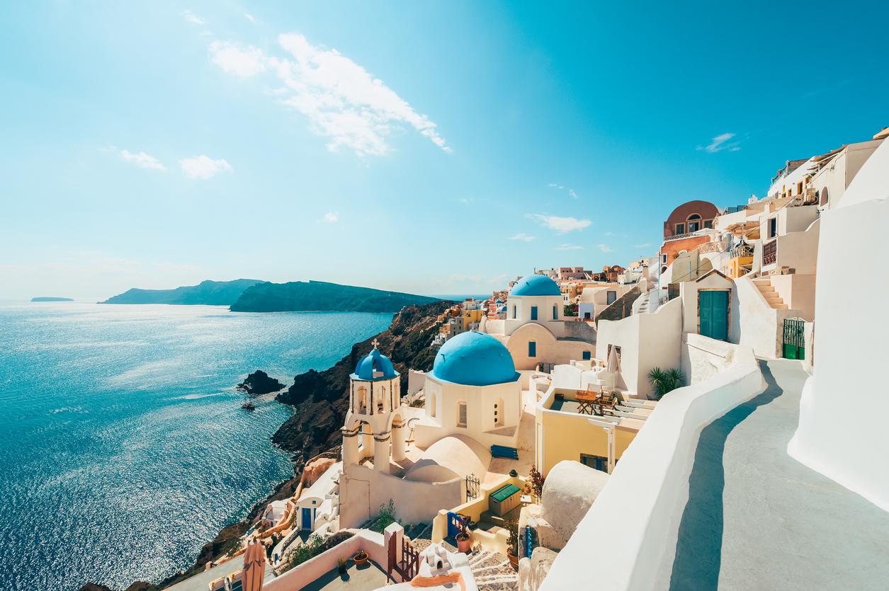Oia Santorini Greece - Celestyal