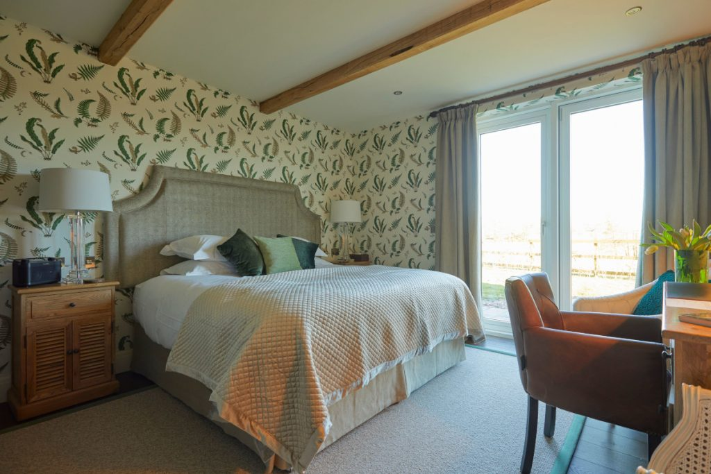 Stylish suites at Duncombe Arms