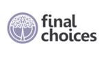 FinalChoices logo