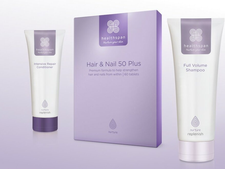 Healthspan beauty bundle