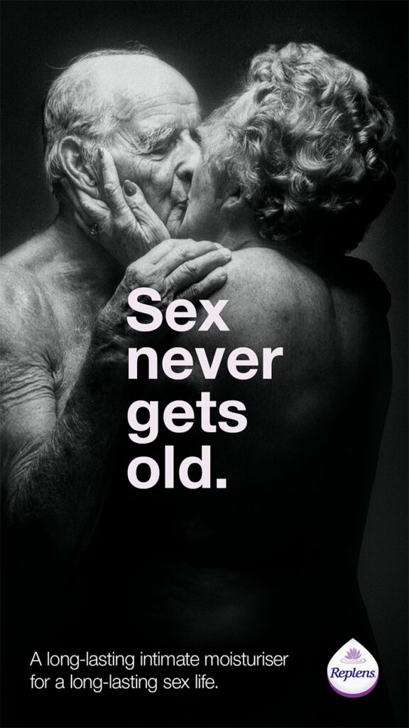 Sex never gets old intimacy