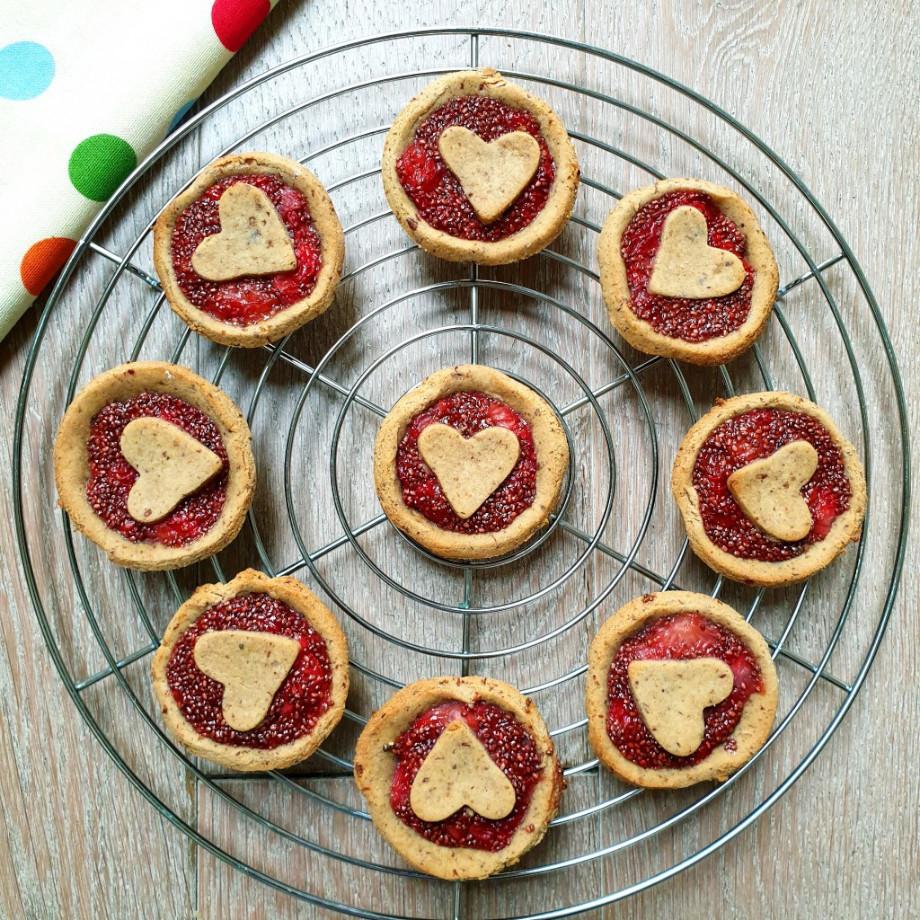 happy hearts jam tarts content