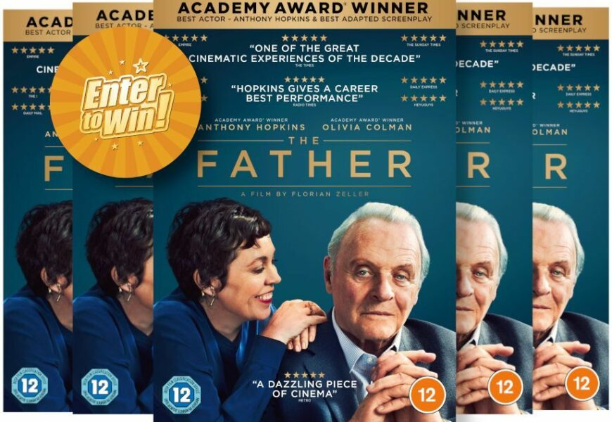 The Father on DVD