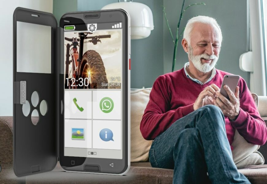 emporia SMART.5 phone