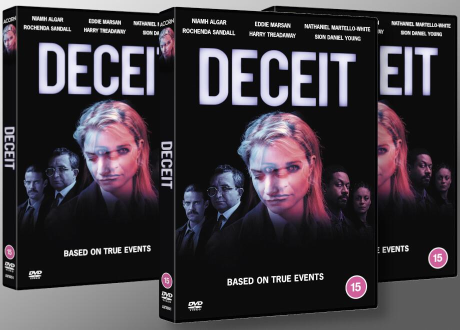 Deceit DVDs up for grabs.